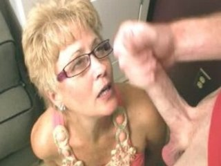 sexy wife tracy blowjobs her godson