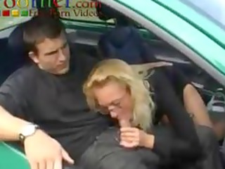 driving school lesson french mother i