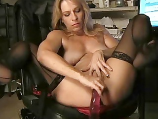 adora uses her sex-toy