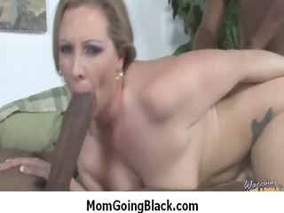 giant black monster cock in taut milf pussy 37