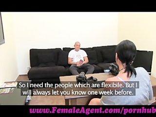 femaleagent. don't tell my wife