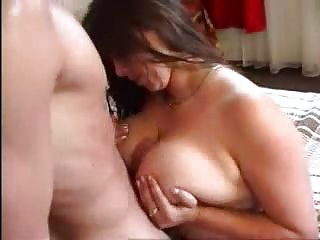 corpulent mother i receives a doggy style dicking