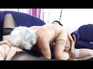 granny norma lesbo love some again