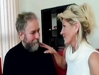 breasty old mom prepare for crazy sex with old