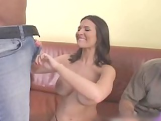 i let a man with a larger cock gangbang my wife