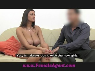 femaleagent tits made for wang