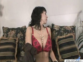 busty pantyhose fingering mother i