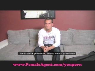 femaleagent. sex starved casting