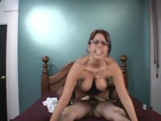 large boob brunette hair mother i superstar in
