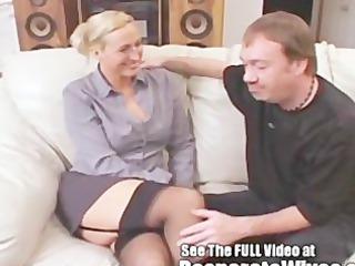 teacher joey-lynn acquires a slut training lesson
