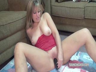 older liisa copulates a big black marital-device