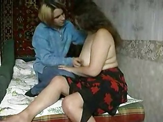hidden livecam caught aged woman drilled by