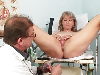 hawt blonde milf acquires her bawdy cleft abused