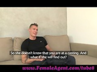 femaleagent. nymphomaniac stripper delights d