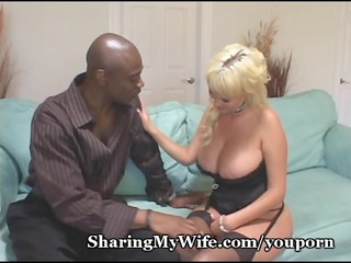 chubby titted white wifey drilled by dude