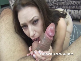 d like to fuck sarah shevon slobbers on cock and
