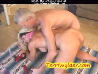 fucking a milfs virgin ass
