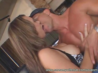 hawt and breasty wife fucked real good