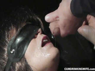 hot wife acquires creamed by over 02 boyz