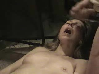 older dilettante wife facial and masturbating