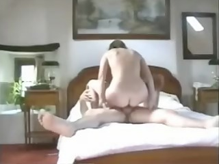 pervert wife receives multiple orgasms with ally