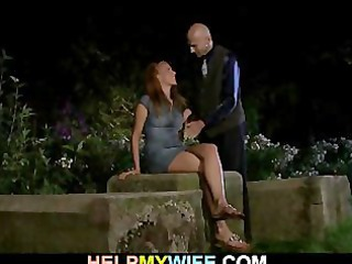 stud receives money for nailing his hot wife