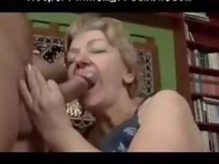 toothless plump gummy granny blowjob and fuck big