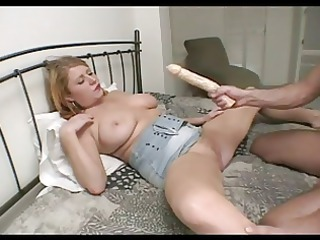 golden-haired breasty d like to fuck anal screwed
