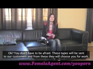 femaleagent. strap on fun