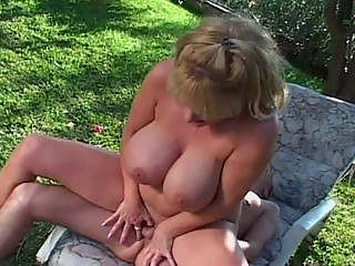 big boob mother i outside sex in hooter nation