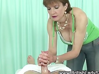 lady sonia receives to jerking a chap off with a
