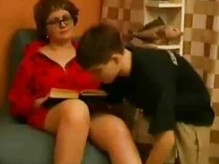 mother seduce juvenile son