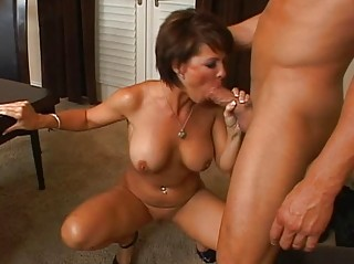 hot brunette d like to fuck with large scones