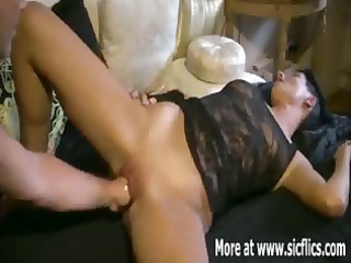 unfathomable fisting the wifes bawdy cleft
