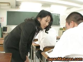natsumi kitahara ass licks her lad part10