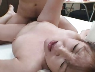 soaked japanese mother i junko ishikura fur pie