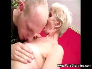 toothless granny oral pleasure