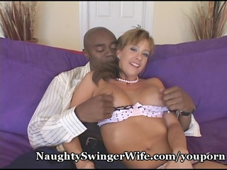 horny wife implores for new knob