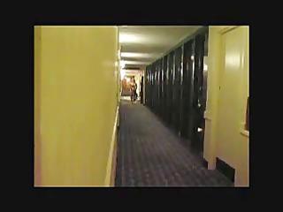 exposed hotel walk