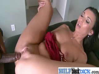 black dicks and white milfs are perfect fit