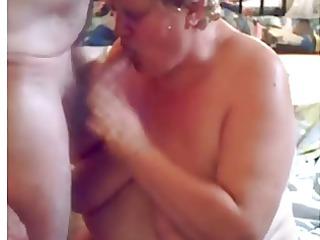 mature bbw engulf pounder