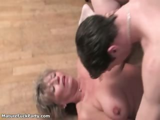 several excited mature wives love having part3