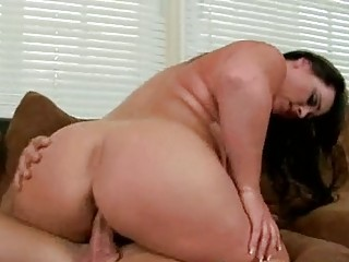obese milf indianna jaymes acquires cracked by a