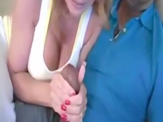 booty milf janet mason acquires to play with a