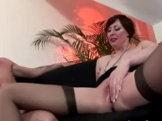 aged stockings seduction fucking