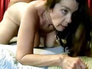 perverted older sweetheart enjoys a hard fucking
