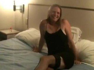 swinging wife enjoys 2 blk chaps cuckold -