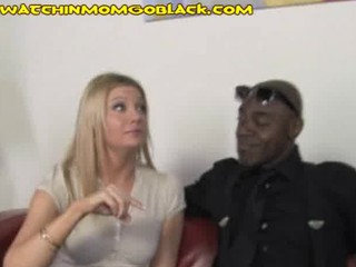 hawt golden-haired mamma pays with ir oral job