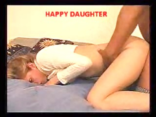 if your wifes happy.. your stepdaughter should be
