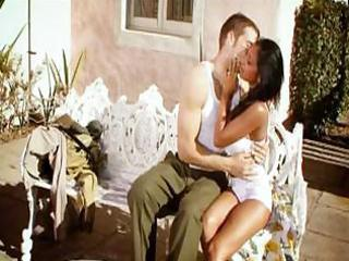 soldier back from war fucks his wife